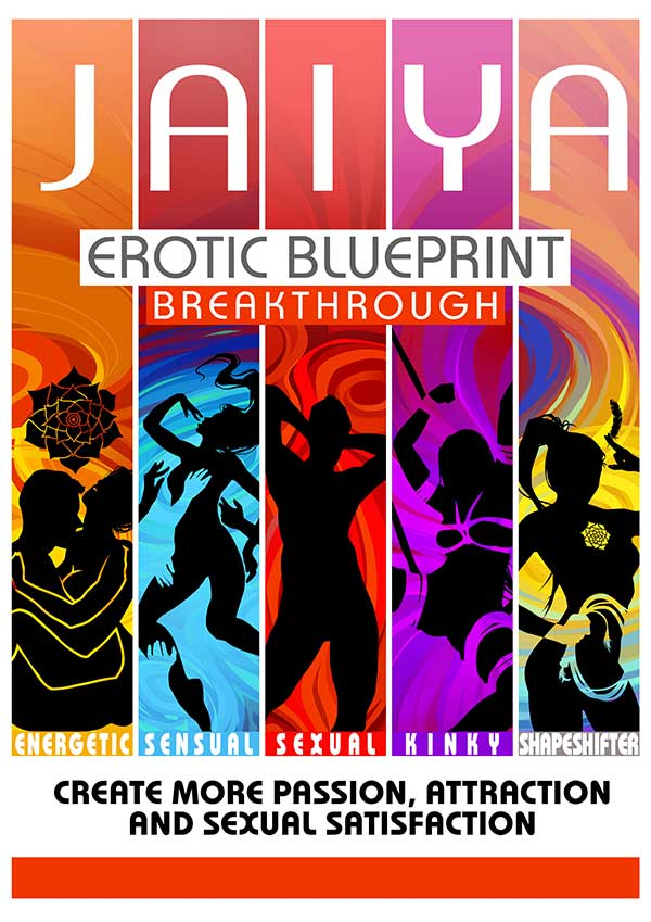 Erotic Blueprint Coach trained and certified by Jaiya Ma